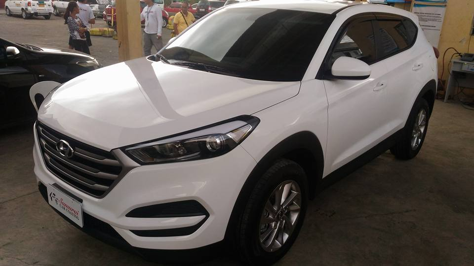 Glass Carcoating-HYUNDAI TUCSON 2016 PURE WHITE  T
