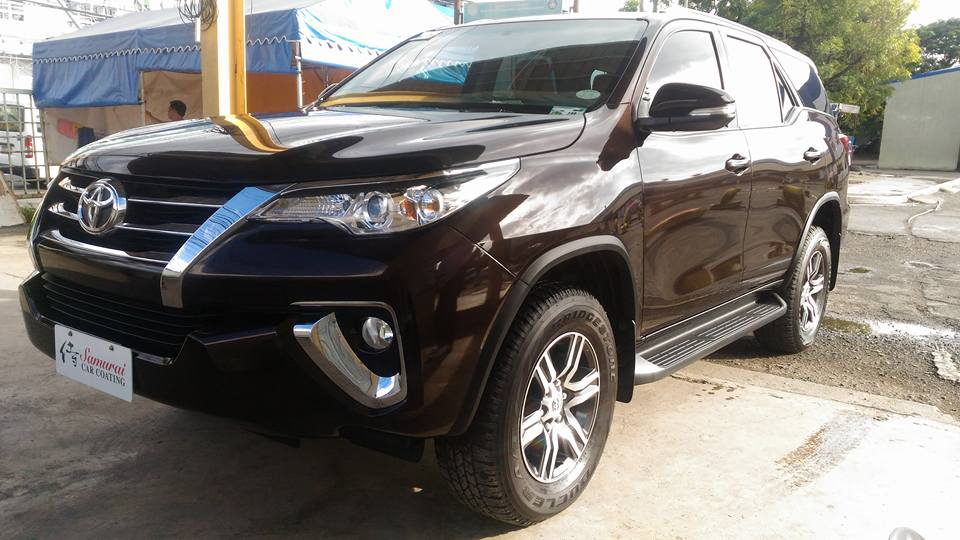 2018 Toyota Fortuner Phantom Brown Upcomingcarshq Com